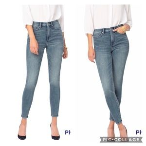 NWT NYDJ Ami Skinny Ankle Lift Tuck Technology Jeans 14